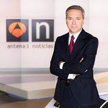 Vicente Vallés, presentador de informativos de Antena 3