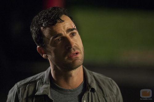 Justin Theroux como Kevin Garvey en 'The Leftovers'