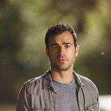 El actor Justin Theroux da vida al personaje de Kevin Garvey en 'The Leftovers'