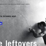 Cartel promocional de 'The Leftovers' en Canal+Series