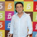 Mariano Peña posando en el final de 'Aida'