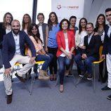 El equipo de los magacines 'Aquí en Madrid' y 'Más Madrid'