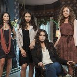 La familia Beauchamp de 'Las brujas de East End'