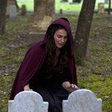 Julia Ormond en 'Las brujas de East End'