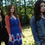 Mädchen Amick, Rachel Boston y Jenna Dewan-Tatum en 'Las brujas de East End'