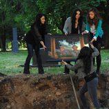 Las chicas Beauchamp en 'Las brujas de East End'