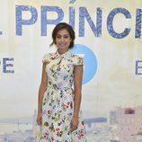 Hiba Abouk acude a la presentación de la segunda temporada de 'El principe'