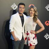 Colton Haynes y Emily Bett Rickards ('Arrow') visitan Madrid