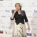 Laura Valenzuela en los Premios Iris 2014