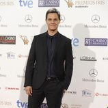 Christian Gálvez en los Premios Iris 2014