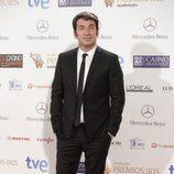 Arturo Valls en los Premios Iris 2014