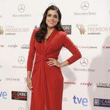 Adriana Ugarte en los Premios Iris 2014