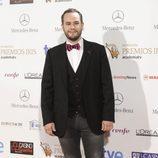 Jorge Blass en los Premios Iris 2014