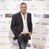Carlos Lozano en los Premios Iris 2014