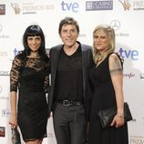 Manel Fuentes en los Premios Iris 2014