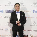 Mariano Peña en los Premios Iris 2014