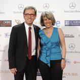 Jordi Hurtado en los Premios Iris 2014