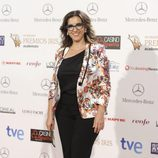 Llum Barrera en los Premios Iris 2014