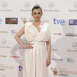 Miren Ibarguren en los Premios Iris 2014