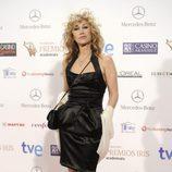 Victoria Vera en los Premios Iris 2014