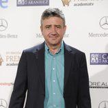 Ramón Arangüena en los Premios Iris 2014