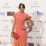 Cristina Alarcón en los Premios Iris 2014