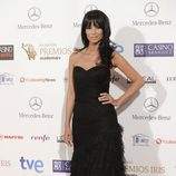 África Baeta en los Premios Iris 2014