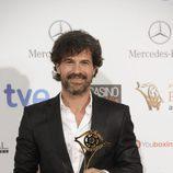 Rodolfo Sancho, mejor actor por 'Isabel' Premios Iris 2014