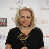 Mayra Gómez Kemp, Premio Iris Toda una Vida 2014