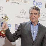 Mediaset España recibe el Premio Iris especial 2014 por su aportación en los reality shows