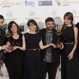 'El intermedio', Premio Iris 2014 a mejor programa de entretenimiento y mejor guion