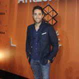 Roberto Leal en la presentación de Atresmedia Café