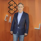 José Antonio Sayagués en la inauguración de Atresmedia Café en Madrid