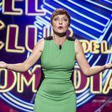 Eva Hache presenta la cuarta temporada de 'El club de la comedia'