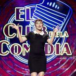Eva Hache presenta 'El club de la comedia'