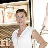 Eva Have posa en la presentación de la nueva temporada de 'El club de la comedia'