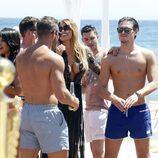 Los chicos de 'The Only Way Is Essex' en Marbella