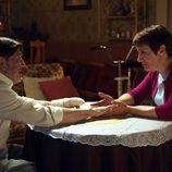 Jesús Bonilla y Blanca Portillo conversan en 'Chiringuito de Pepe'