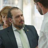Joaquín Núñez junto con Santi Millán en 'Chiringuito de Pepe'