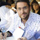 Maxim Huerta en la Feria del Libro 2014
