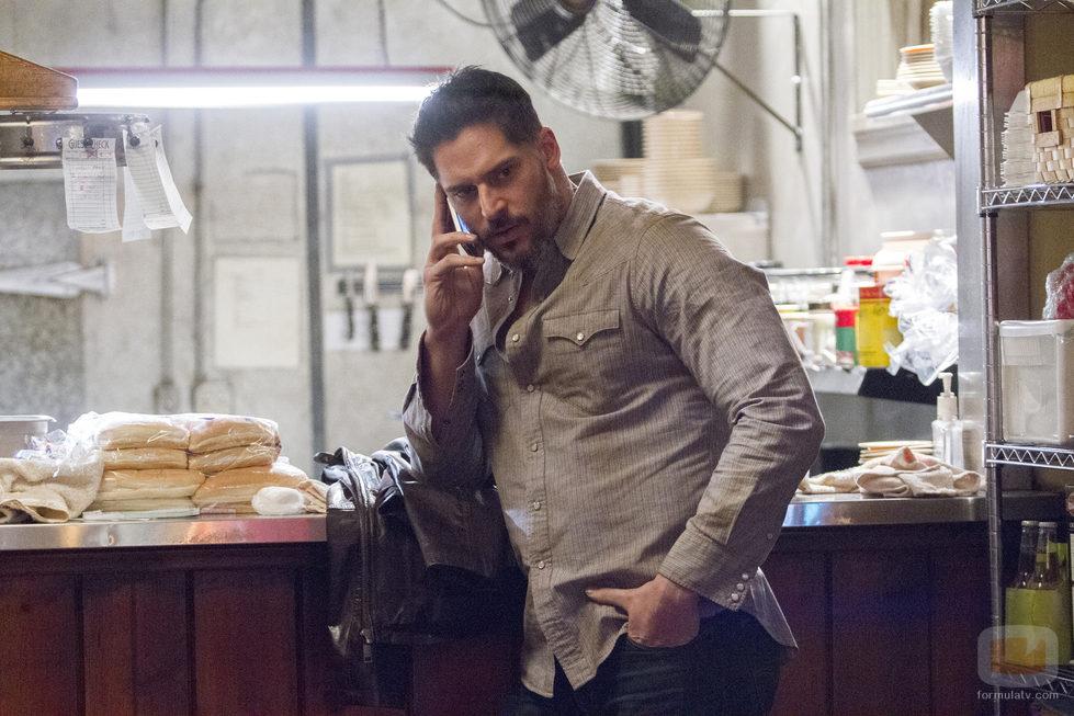 Joe Manganiello en la séptima temporada de 'True Blood'