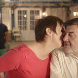 Blanca Portillo y Jesús Bonilla en 'Chiringuito de Pepe'