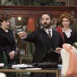 Jeremy Piven interpreta a Harry Selfridge en 'Mr. Selfridge'