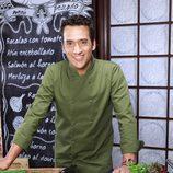 Yayo Daporta en 'Top Chef 2'