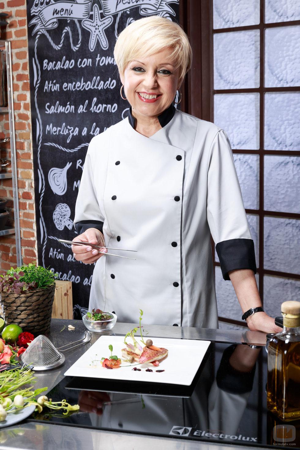 Susi Díaz en 'Top Chef 2'