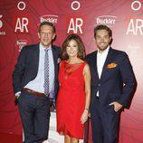Joaquín Prat, Ana Rosa Quintana y Màxim Huerta celebran el décimo aniversario de 'El programa de Ana Rosa'