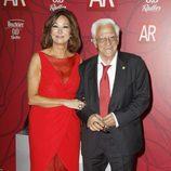 Ana Rosa Quintana y el Padre Ángel celebran los diez años de 'El programa de Ana Rosa'