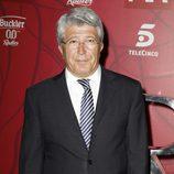 Enrique Cerezo en la celebración del décimo aniversario de 'El programa de Ana Rosa'