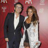 Santi Villas y María Patiño celebran los 10 años de 'El programa de Ana Rosa'