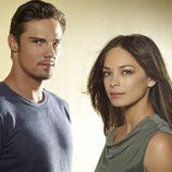 Bella y Bestia en la segunda temporada de la serie